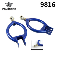 PQY ADJUSTABLE REAR CAMBER SUSPENSION ARMS / BAR FOR 89 94 NISSAN 240SX S13 / 180SX PQY9816