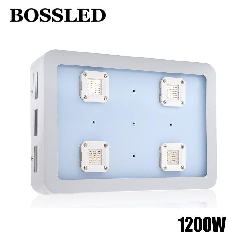 1200w Bestva X4 White Led Grow Light For Indoor Plants