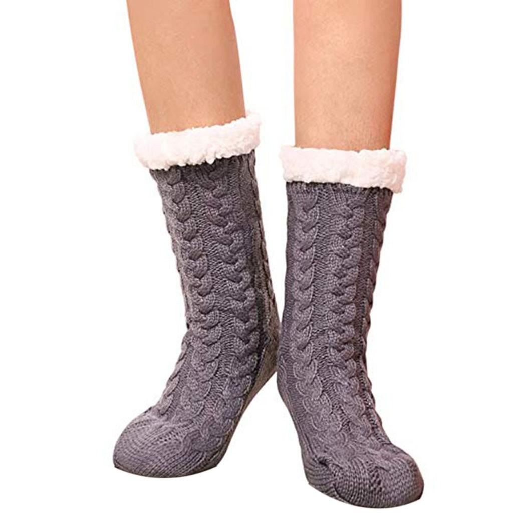 HTB1Q29ka6zuK1RjSsppq6xz0XXa2 - Womail Women and man Wool socks Winter Super Soft