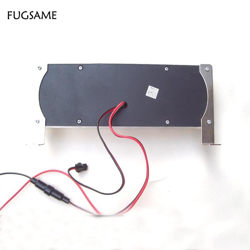 FUGSAME 6 * 48 288 LED Avtomobil Vasitə Avtomatik - Avtomobil işıqları - Fotoqrafiya 3