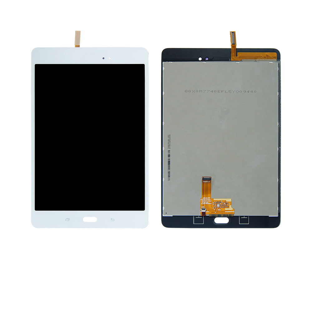 Free Shipping For Smasung Tab A 8 SM-T350 SM-T357T T350 Touch Screen Digitizer + LCD Display Assembly Replacement free shipping for samsung galaxy tab a 7 0 2016 sm t285 t285 touch digitizer lcd screen display assembly replacement