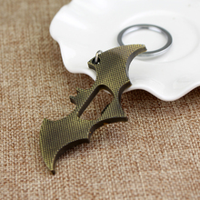 Bottle Opener Keychain Superman Batman Metal Keychains Anime Key Ring