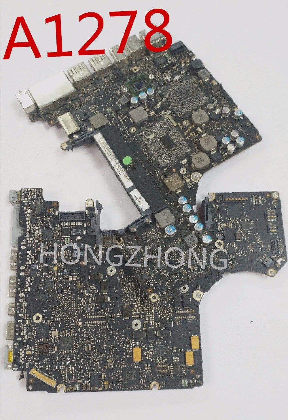 A1278 820-2936-a 820-2936-B 820-2936 With SMC/BIOS Broken Logic Board For 13