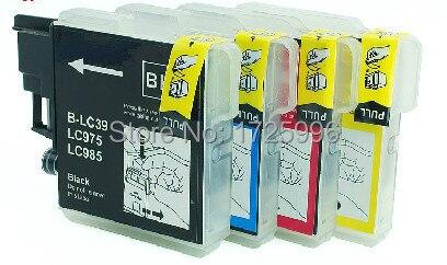 20 stücke tintenpatrone LC 1100 für Brother DCP 185C 385C 585CW 6690CW...