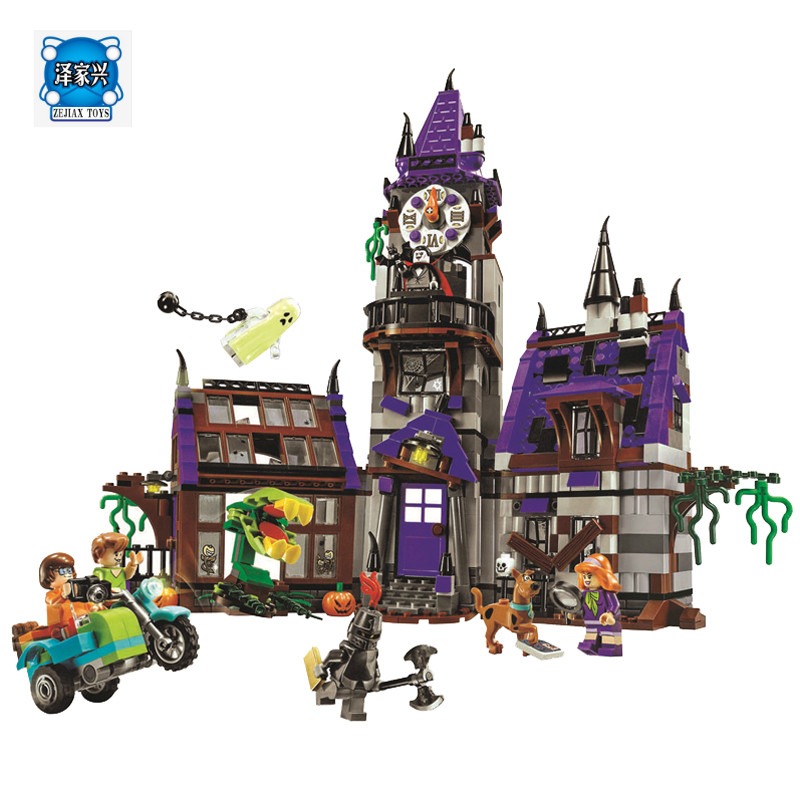 Scooby, Mystery, Toy, Bela, Lepins, Arrival