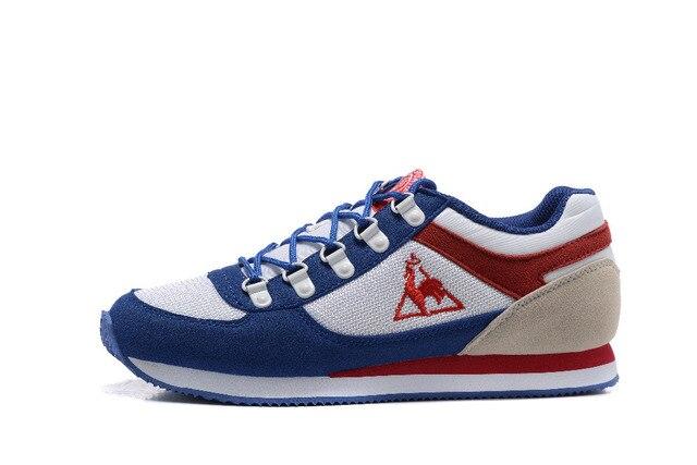 807d17f0655 2018 Free Shipping Classics Men's Sports Shoes,New Arrivals Original Le Coq  Sportif Men Running Shoes White/Blue Color
