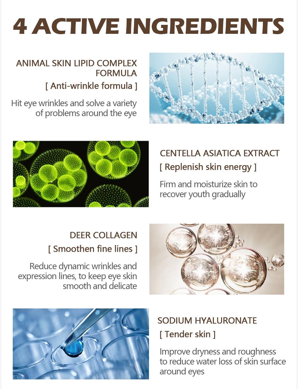 Augencreme Peptid Serum | sportshop3000