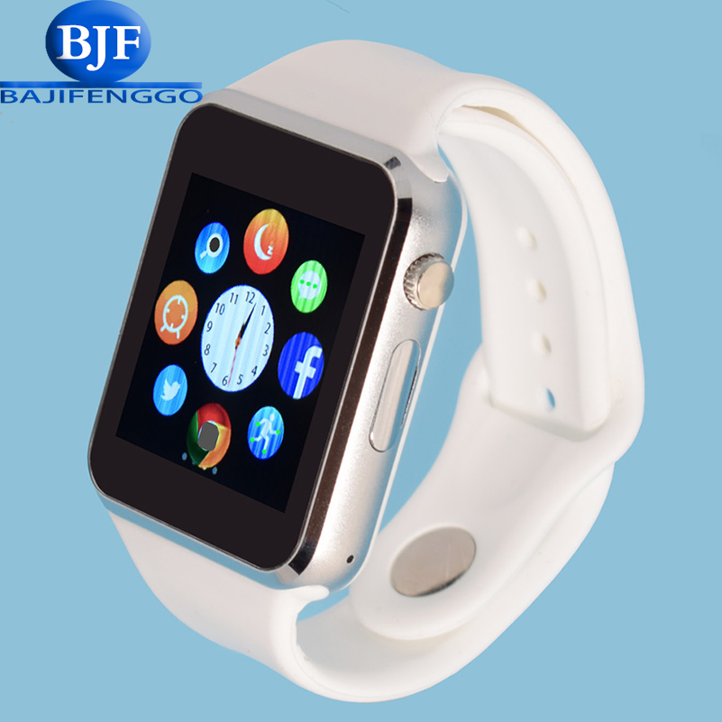A1 Smart Watch Electronics Wristwatch For Xiaomi Huawei Phone Android Smartphone Health silicone strap dz09 Wearable