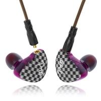 2018 Newest Yinyoo Pro BA DD Hybrid In Ear Earphone Armature With Dynamic Earphones HIFI Noise