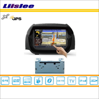 Liislee автомобильное мультимедиа андроид для Ford EcoSport 2013 ~ 2014 радио CD DVD плеер с gps навигатором Карта Навигация Аудио Видео Стерео система