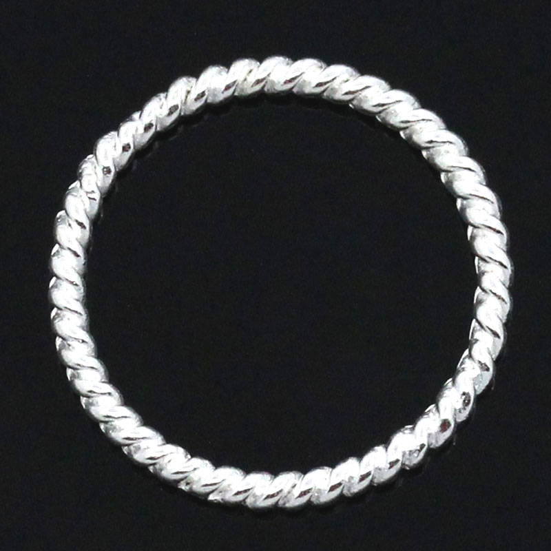 DoreenBeads Zinc metal alloy Closed Soldered Jump Rings Round Silver color 18.0mm( 6/8) Dia, 25 PCs 2015 newDoreenBeads Zinc metal alloy Closed Soldered Jump Rings Round Silver color 18.0mm( 6/8) Dia, 25 PCs 2015 new
