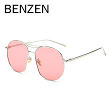BENZEN Sunglasses Women Luxury Female Polarized Sun Glasses Colorful Ladies Shades Driving Sun Glasses  With Case 6183