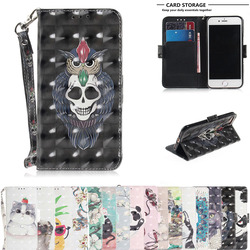 wallet Flip Leather for Apple iPhone8 Plus Case iPhone 8 Plus A1898 a1899 a1864 for iPhone8 iPhone 8 A1906 a1907 Phone Cover 1
