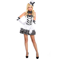 Women Sexy Cute Sailor Costume Nautical Marine Navy Costumes Adult Halloween Party Fancy Dress Cosplay Sailor Game Uniforms