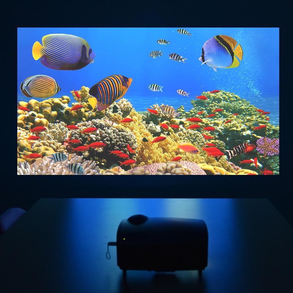 Everycom X9 LED projector (2)