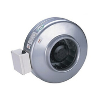 Exhaust Fan Circular Duct Fan Micro Exhaust Fan Centrifugal Fan DJT20 46B