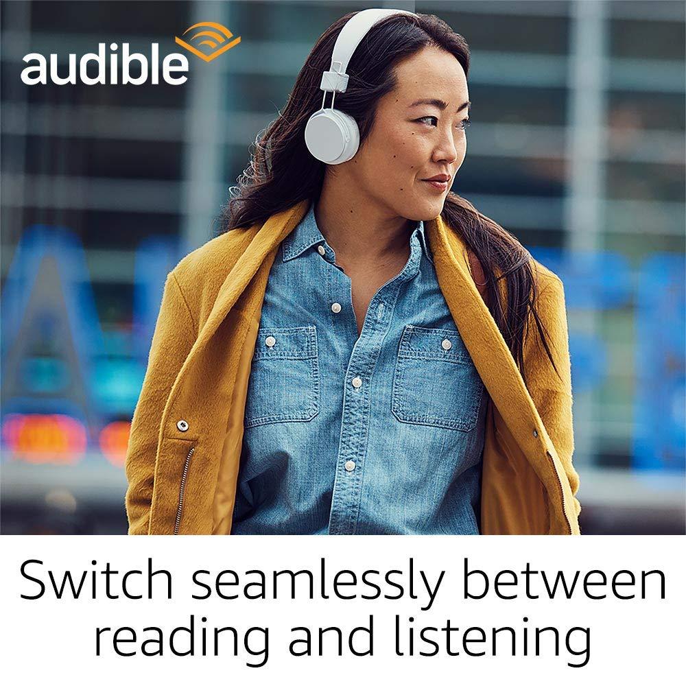 Kindle Black 2019 version écran tactile, logiciel Kindle exclusif, lecteur de livres électroniques Wi-Fi 4 GB eBook e-ink 6 pouces - 5