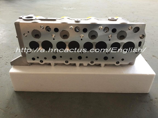 Us 288 0 Auto Car Diesel Engine Parts Complete 4d56 T D4bh D4ba Cylinder Head Assembly For Hyundai H1 H100 Galloper Exveed 2 5td In Cylinder Head