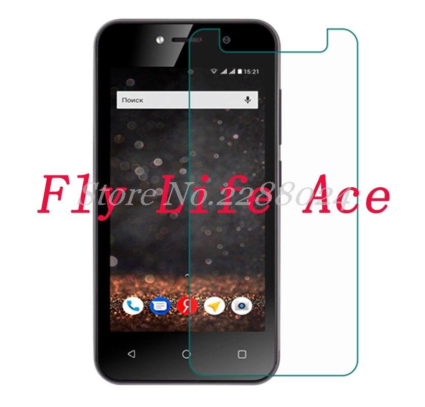 Купить Смартфон 9 H закаленное стекло для Fly Life Ace стекло Взрывозащищенная защитная пленка защитная крышка для телефона на Алиэкспресс