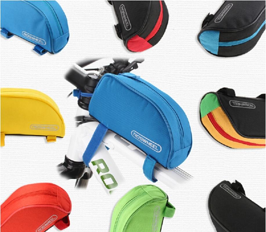 2018 roswheel bicycle bag bike bag bike accessories bycicle accessories bisiklet aksesuar new стоимость