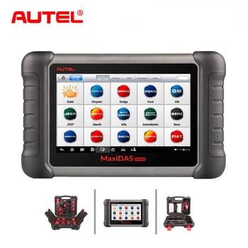 Autel High-End  OBD2 Scanner Car Diagnostic Tool  Maxidas DS808K  Diagnosis Functions of EPB//DPF/SAS Better than launch x431