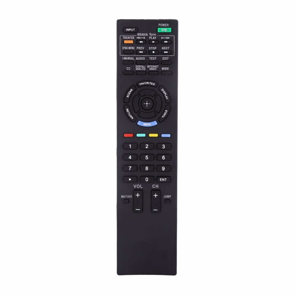 Universal Remote Control Replacement Controller For Sony RM-YD038/RM-YD033/RM-ED040/RM-YD034/RM-YD035/KDL32EX500 Hot Sale chunghop rm l7 multifunctional learning remote control silver