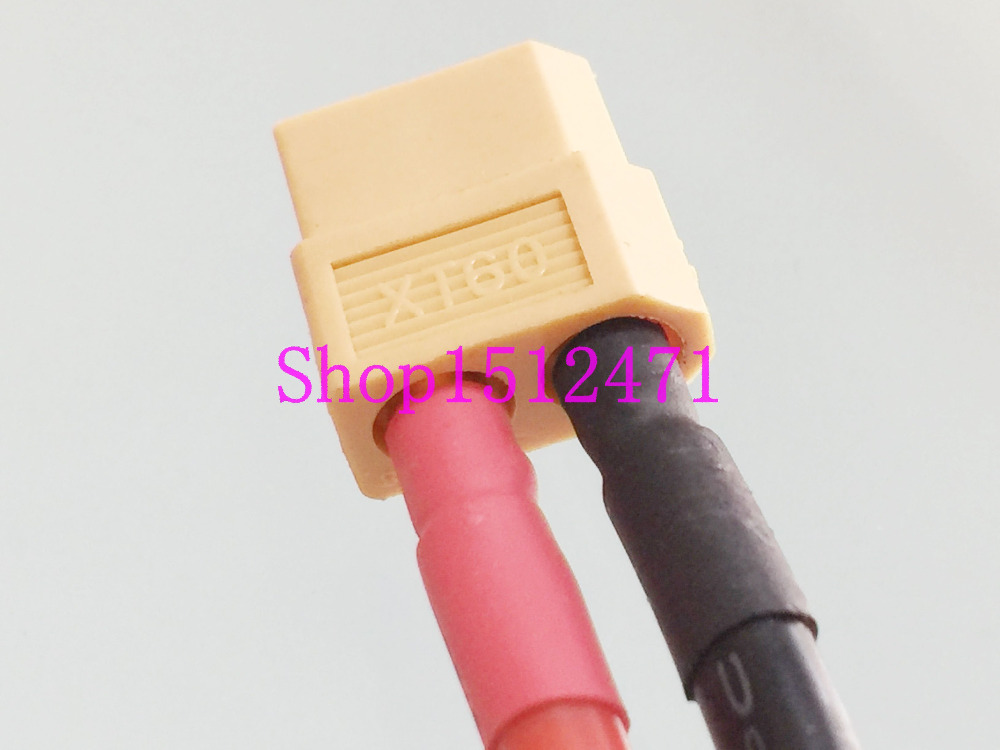 1pce XT90 male to XT90 female Extension Cable 12AWG 10CM Wire for Battery