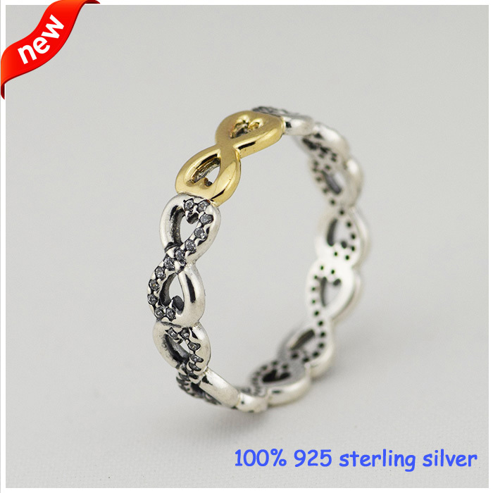Buy 2017 original new infinity silver for Infinity ring jewelry store