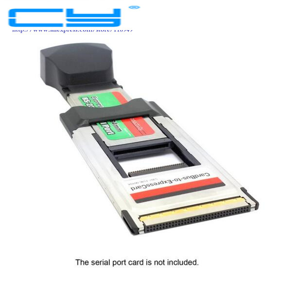 все цены на ExpressCard Express Card 34 mm to PCMCIA 54 mm PC converter Card Adapter 34mm to 54mm cardbus to expresscard онлайн