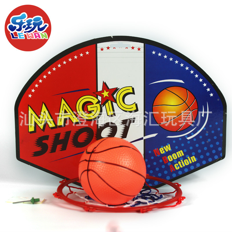 Mini Basketball Net Game Hoop Ring With Ball Basket Set Fun Office Indoor Toy Gift