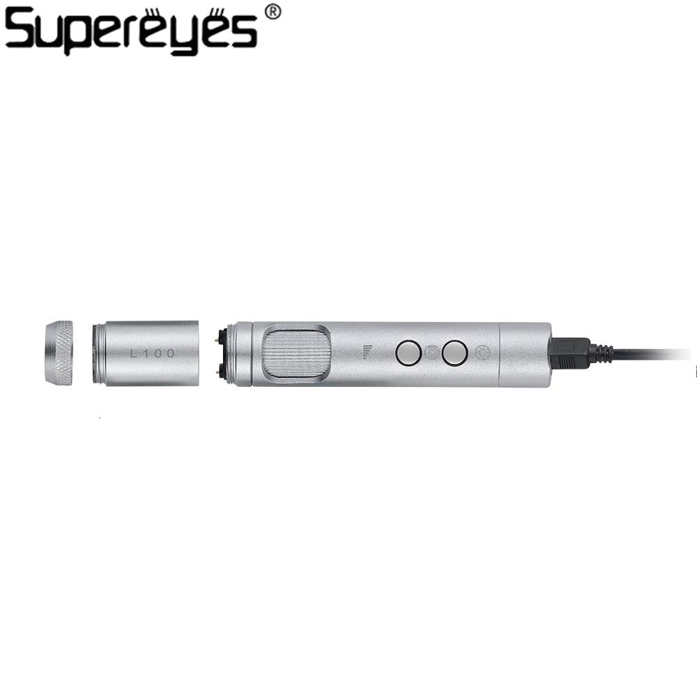 Přenosný digitální mikroskop Supereyes B011, 5MP, 500x, lupa, endoskop, zvětšovací sklo, čočka, ruční elektronický mikroskop, lupa