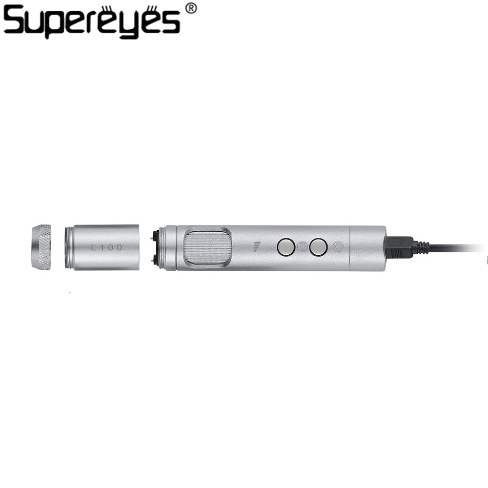 Supereyes B011 Microscopio digital portátil 5MP 500X Lupa USB Endoscopio Lupa Lente Microscopio electrónico portátil Lupa