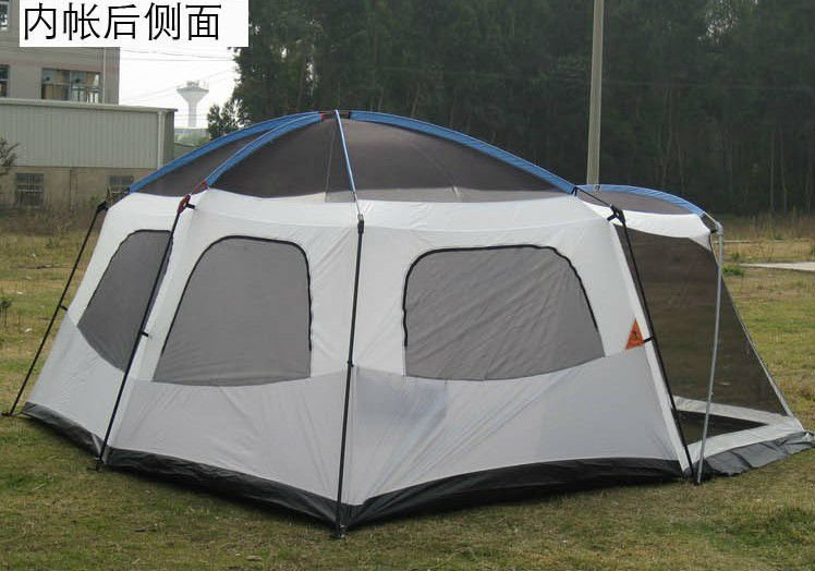 TD7 & Free shiping New style 5 16 person tent /camping tent waterproof ...