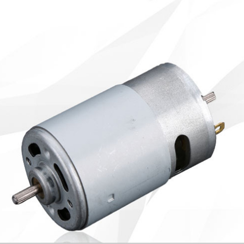 US $8 9 |High speed brush DC motor permanent magnet generator for free  energy DIY wind turbine-in DC Motor from Home Improvement on Aliexpress com  |