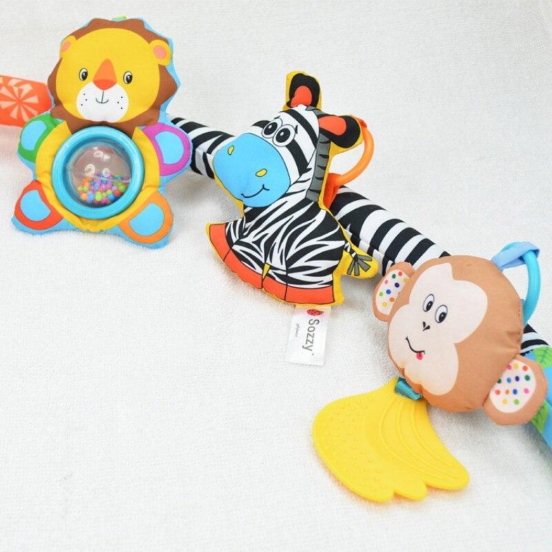 Bébé hochets jouets éducatifs pour bébé bébé enfants dentition enfant en bas âge lit cloche enfants jouant chambre jouet suspendu poussette poupées