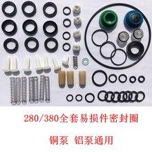 Kit de reparación de bomba de émbolo 280 380, envío gratis