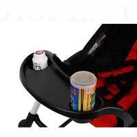 BABYYOYA Pram Yuyu yoya yoyo Baby Stroller Plastic Dinner Plate Cup Holder for Baby Carriages Baby Carriages Stroller Accessorie