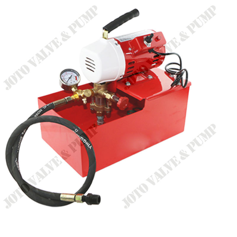 220V50HZ Portable Electric Test Pump Pressure Test pump Pipeline test press pressure pump