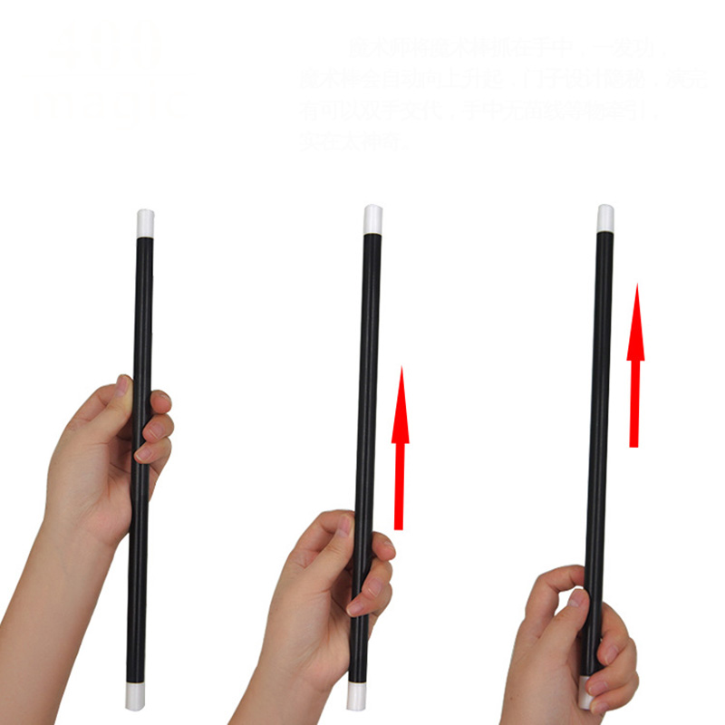 Magic Wand To Magic Stick Rod Pop Up Magic Trick Props Magic Joke Toy Easy To Play Rising High Quality  For Party