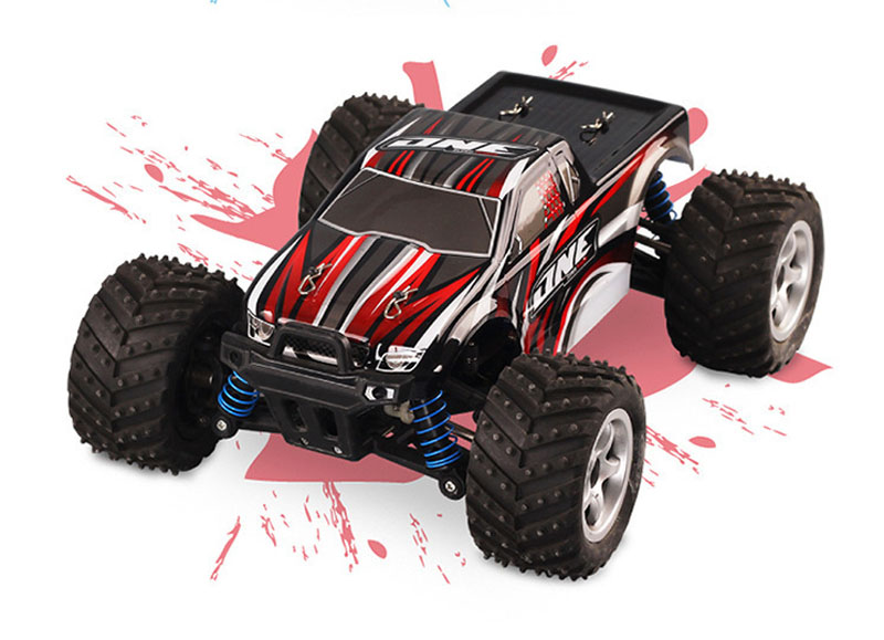 2.4G 4WD RC Cars High Speed Remote Control Off Road Drift Car Toys for Boys Kids Children wltoys 12402 rc cars 1 12 4wd remote control drift off road rar high speed bigfoot car short truck radio control racing cars