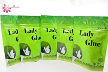 Free Shipping Wholesale 10pcs/lot eyelash extensions glue lady glue green cap 10g/bottle with Sealed Bag low irritation fast dry недорго, оригинальная цена