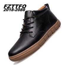 38-47 Hiver hommes bottes Top qualité beau confortable fourrure marque véritable cuir bottes K346