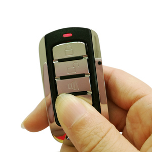 Wireless 868MHz Remote Control 4 Channel Electric Car Gate Garage Door Duplicator Learning Code Remote Key Chain Multifunctional