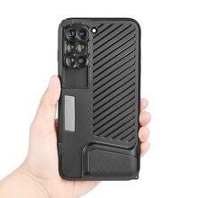 makro Ponsel Kamera Dual