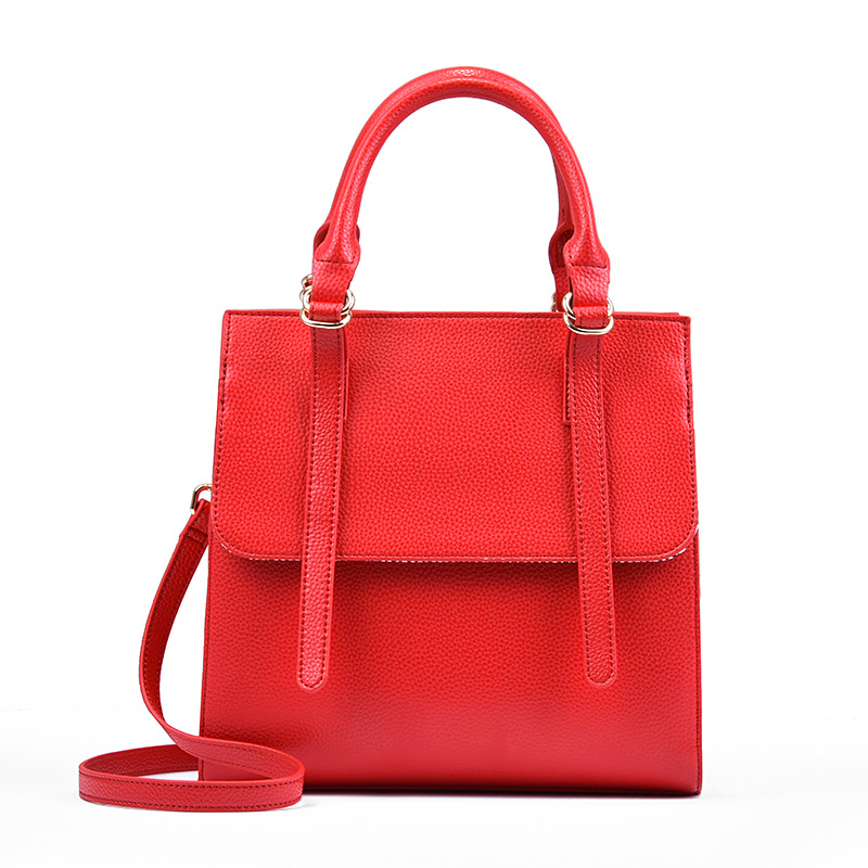Neue Groß Qualität Leder Taschen Version Schwarzes Schulter grün Hoher Geschlungen rot Rindsleder Von Koreanische Handtasche Mode Pfeil Kopf Schicht Doppel rqZw1rCx