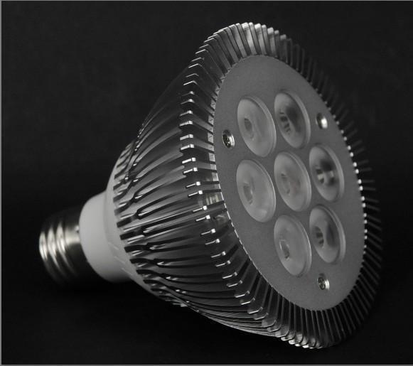 E27 LED Par light;PAR30;7*2W;AC100-240V input