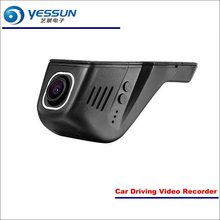 YESSUN Car Dvr Camera Driving Video Recorder  Camera For Toyota Innova AUTO Rearview Camera Dash CAM   WIFI  Dash Camera dash camera junsun h9p