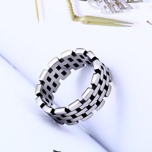 Мужские и женские кольца в стиле панк BEIER, винтажные геометрические кольца для мальчиков, кольца в стиле панк, для вечеринок, на день рождения, BR8-511