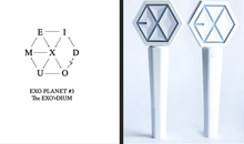 EXO White Concert Light Stick