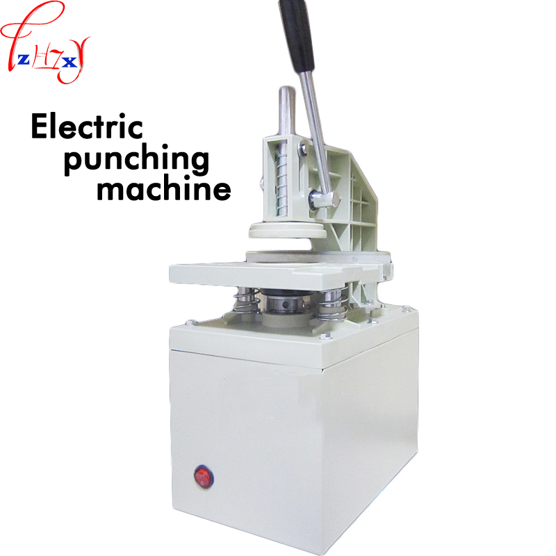 Curtain electric punching machine K1 curtain cloth cutting tapper curtain eyelet punch machine tool 220V 250W 1PC ewelink dooya electric curtain system curtain motor dt52e 45w remote control motorized aluminium curtain rail tracks 1m 6m